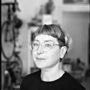 Caroline Menges Berlin Foto: Sebastien Truchet, 2019